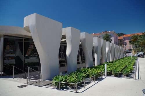 Museo Jean Cocteau en Menton