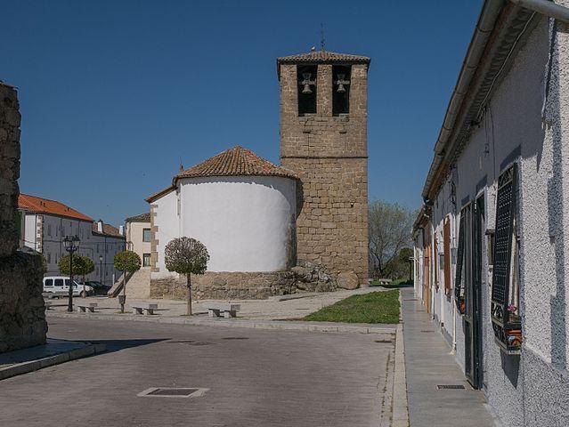 Iglesia de Santiago en Béjar