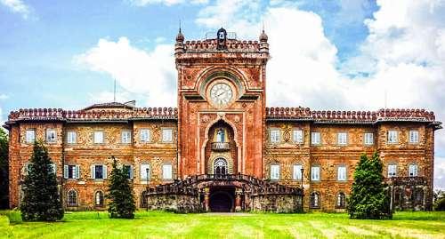 El castillo de Sammezzano, singular y encantador