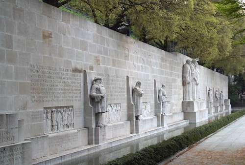 Monumento Internacional a la Reforma en Ginebra