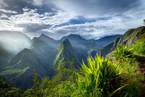 La isla de Reunión, un lugar de belleza salvaje
