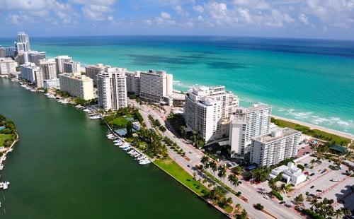 South Beach en Miami