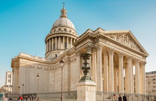 El Panteón de París, un edificio singular