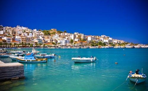 Sitia en Creta