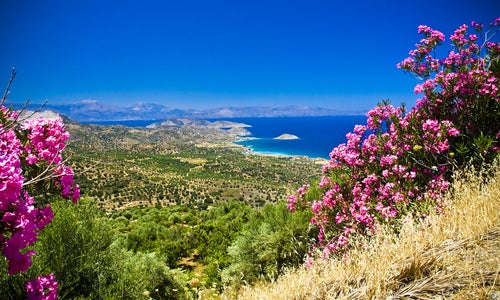 Creta, la isla más grande de Grecia