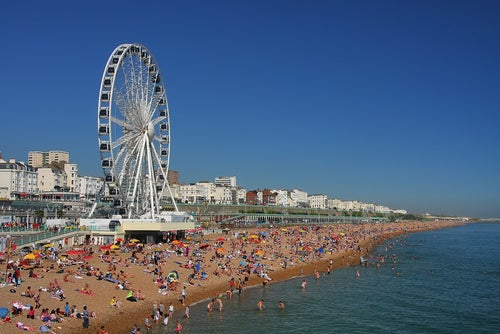 Brighton en Inglaterra