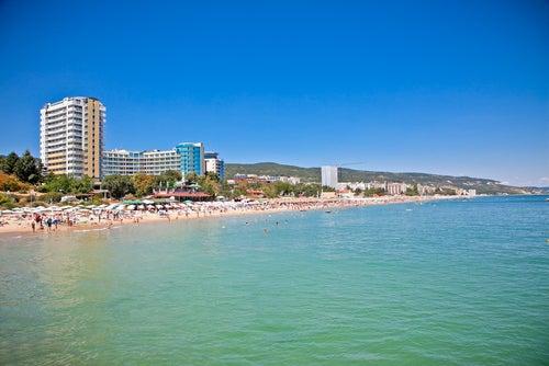 Varna en Bulgaria