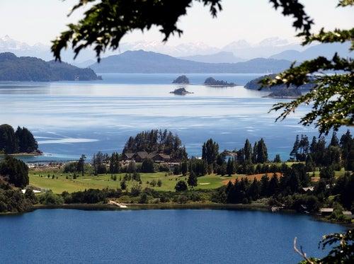 Bariloche en Argentina