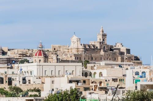 Victoria en Gozo
