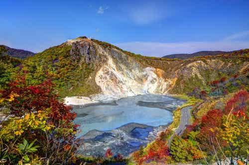 La maravillosa isla de Hokkaido en Japón
