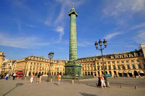 La Place Vendôme de París, una joya en todos los sentidos