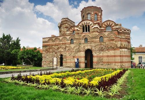 Nessebar en Bulgaria