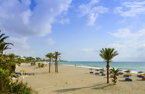 Playa de Mojácar