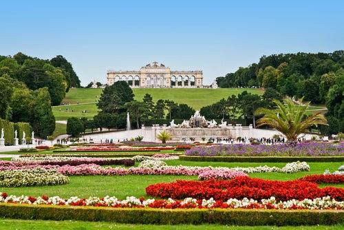 Palacio de Schonbrunn - Mariia Golovianko