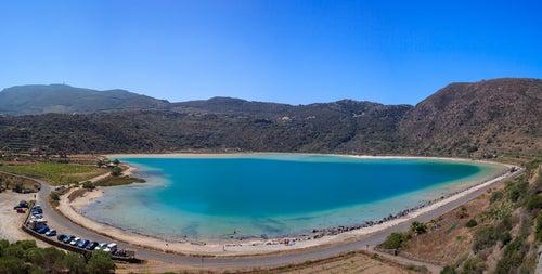 Lago di Venere en Pantellería