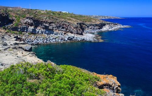 Pantellería, una hermosa isla mediterránea