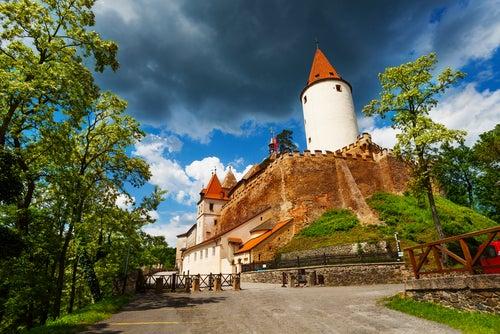 Krivoklat, uno de los castillos más bellos de Bohemia