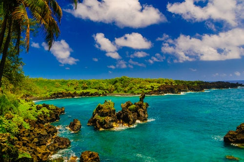 Carretera Hana en Maui