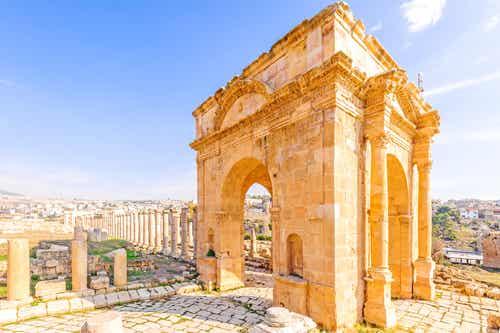 9 increíbles lugares para descubrir en Jordania