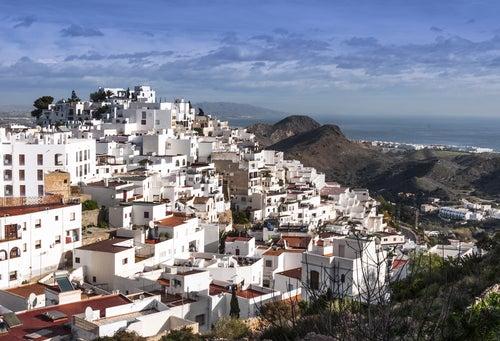 Mojácar, uno de los pueblos más bonitos de España