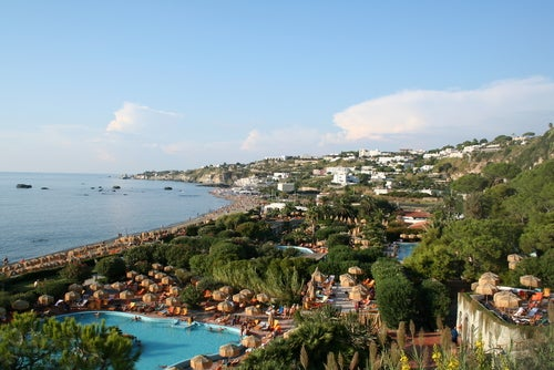 Termas en Ischia