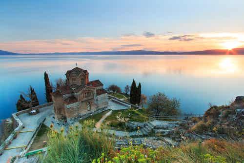 La maravilla de Ohrid en Macedonia