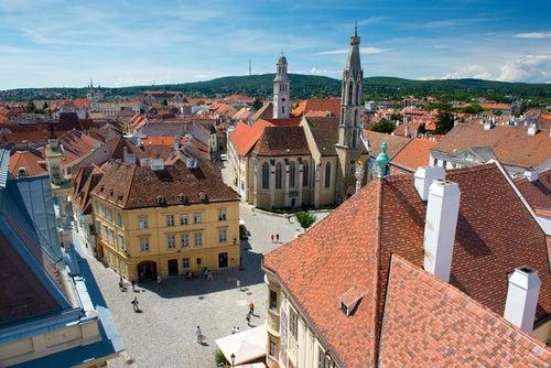 Soprón en Hungría, la ciudad fiel