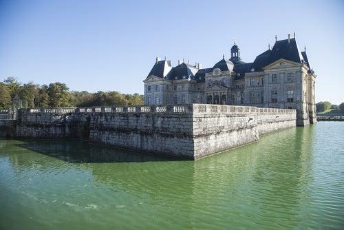 Castillo Vaux-le-Vicomte