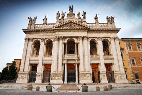 Visitamos las cuatro basílicas mayores de Roma