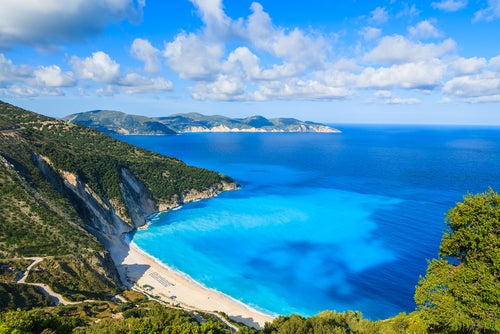 Las mejores playas de las islas griegas