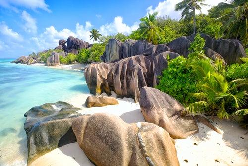 La Digue, una isla espectacular