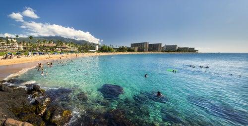 Kaanapali en Maui