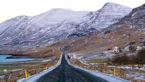 Ring Road, la increíble carretera que rodea Islandia