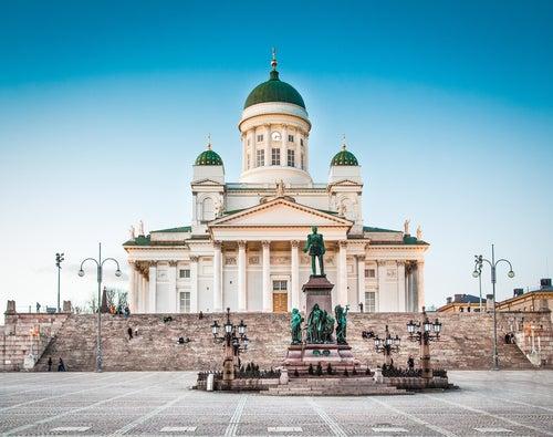 Catedral luterana de Helsinki