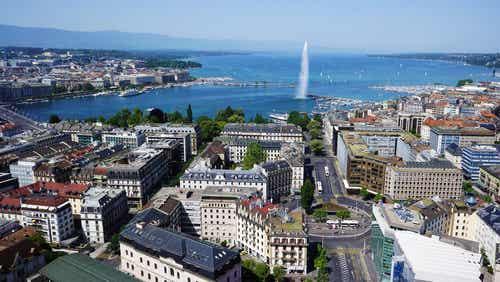 Ginebra, la ciudad más internacional de Suiza