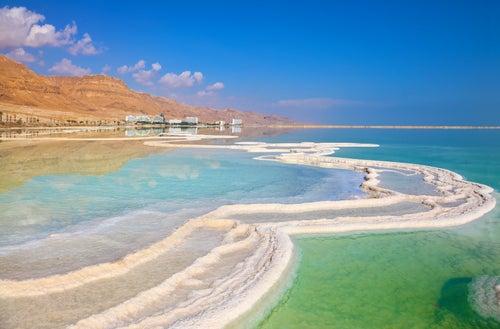 El mar Muerto, un lugar fascinante