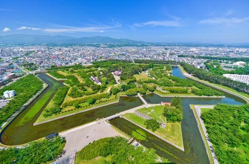 Hakodate en Hokkaido