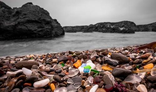 Galss Beach