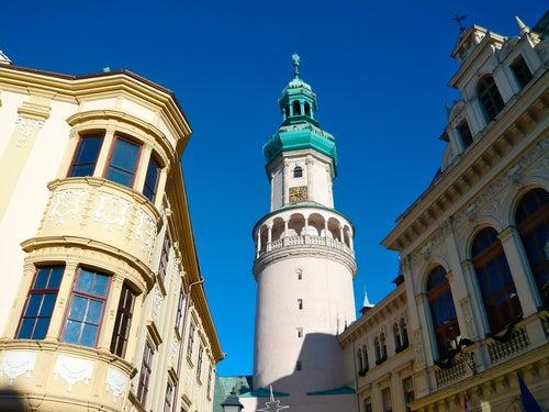 Sopron en Hungría