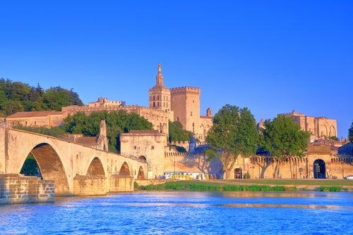 Descubrimos la hermosa ciudad francesa de Aviñón