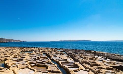 Salinas en Gozo