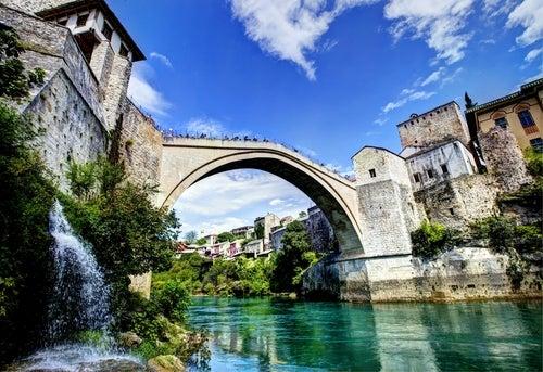 Stari Most en Mostar