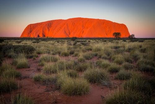 8 paisajes espectaculares de Australia