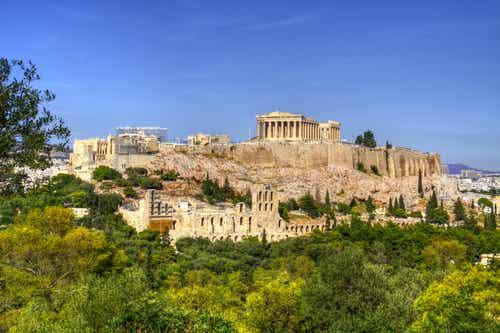La incomparable Acrópolis de Atenas