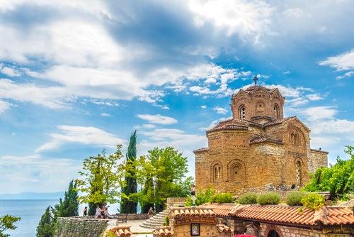 Iglesia de San Jovan en Ohrid