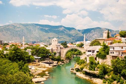 La multicultural ciudad de Mostar