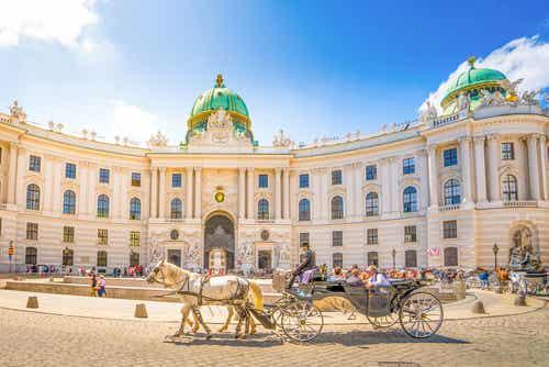 Un bello recorrido por los palacios de Viena