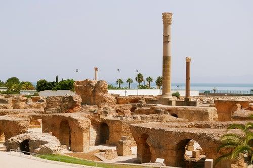 Cartago en Túnez