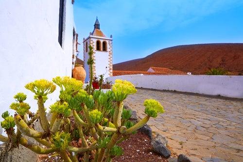 Iglesia de Santa María de Betancuría