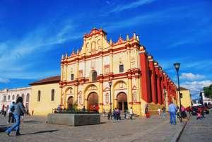 San Cristobal de las Casas en Chiapas